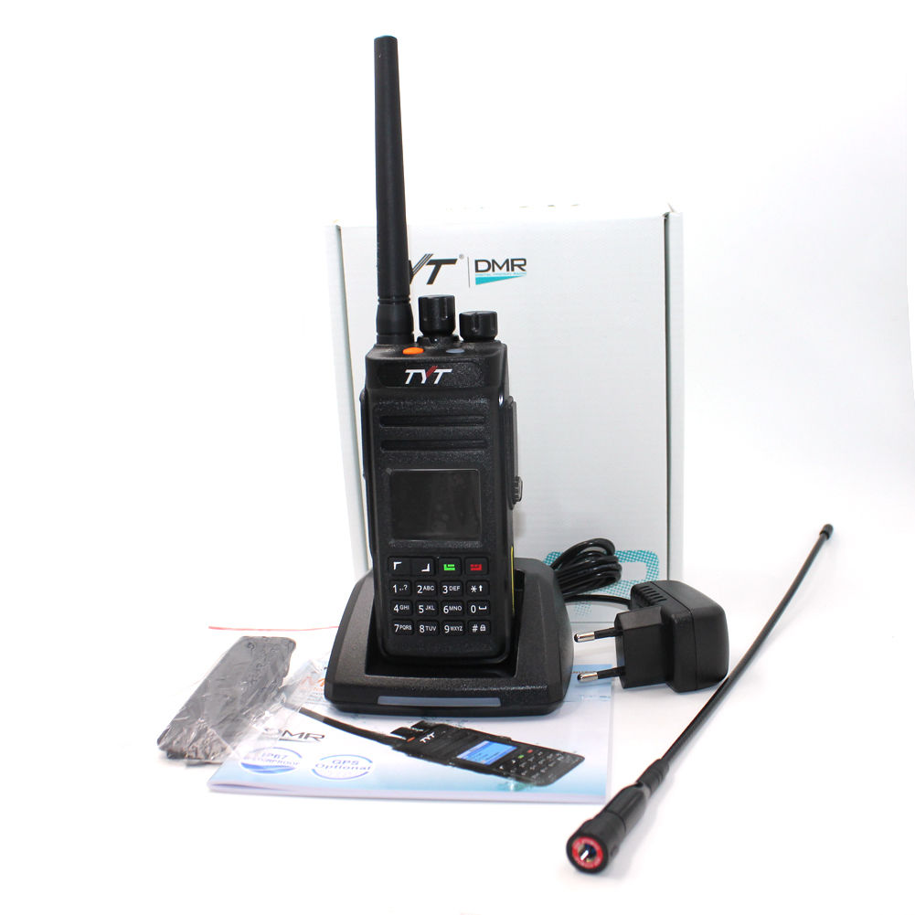 TYT MD-398 DMR UHF IP67 RICETRASMITTENTE DIGITALE ANALOGICO